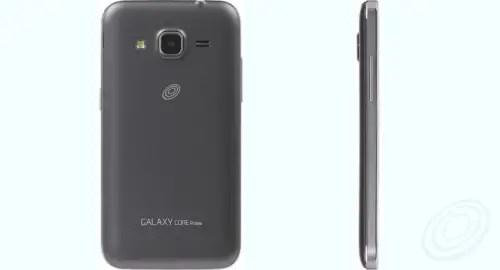Samsung S820L Galaxy Core Prime back side
