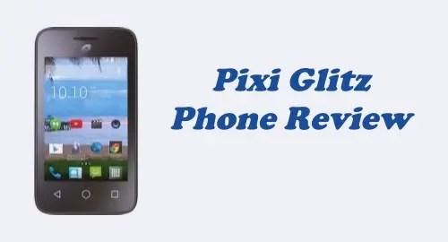 Tracfone Alcatel Pixi Glitz (A463BG) Review