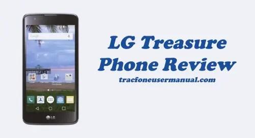 Tracfone LG Treasure LTE L51AL Review