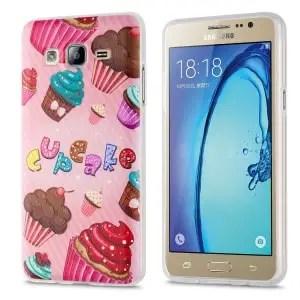 Samsung Galaxy On5 Slim Cushion Case by J&D
