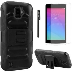 ZTE Citrine Heavy Duty Shock Proof Case by IDEA LINE