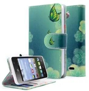 ZTE Paragon Wallet Flip Case by NagaBee