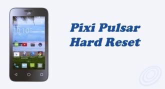 How to Hard Reset TracFone Alcatel Pixi Pulsar A460G