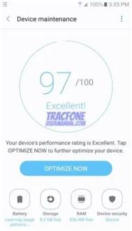 Galaxy J7 Sky Pro Device Maintenance