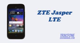 TracFone ZTE Jasper LTE Z718TL