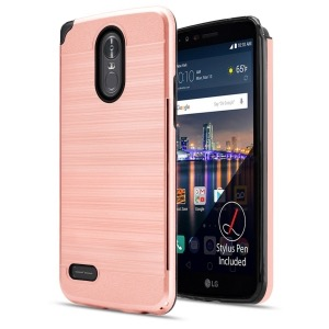 LG Stylo 3 Heavy Duty Case by AnoKe
