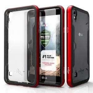 LG X Style Shock Series Case by Zizo