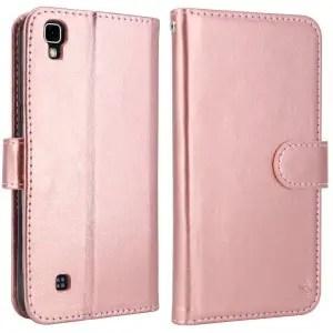 LG X Style Wallet Flip Case by LK