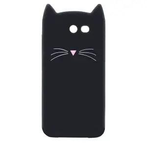Samsung Galaxy J3 Luna Pro Cute 3D Kitty Case by Rockxdays