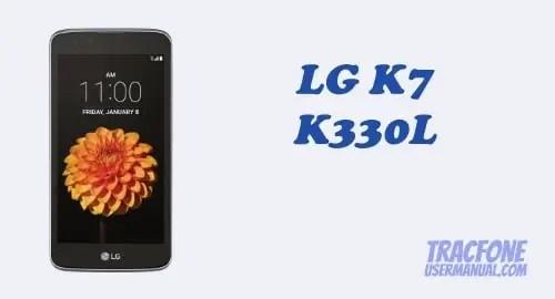 TracFone LG K7 K330L