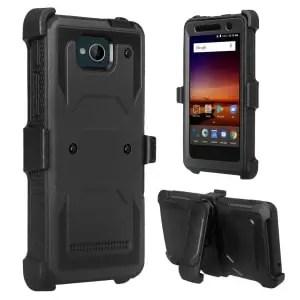 ZTE Majesty Pro Plus Heavy Duty Case by Galaxy Wireless