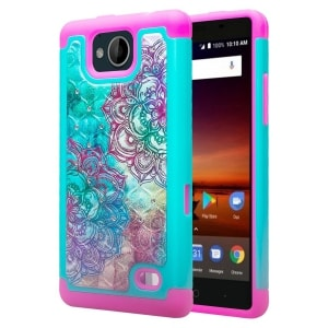 ZTE Majesty Pro Plus Protective Hybrid Case by COVERLAB