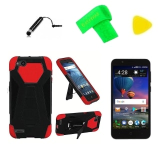 TracFone ZTE ZFive G Phone Cases and Covers