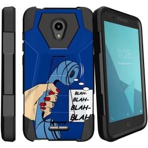 Alcatel Raven Dual Layer Case by MiniTurtle