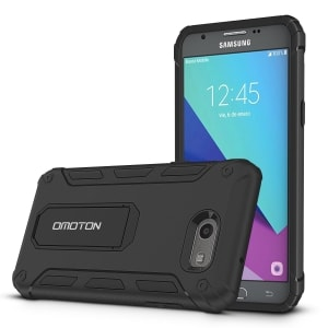 Samsung Galaxy J3 Prime Slim Fit Case by OMOTON