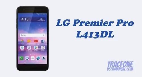 TracFone LG Premier Pro