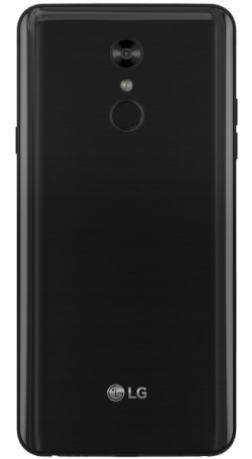 TracFone LG Stylo 4 Back View