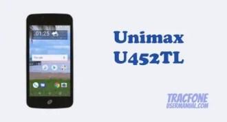 Unimax U452TL User Manual