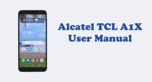 Alcatel TCL A1X A503DL User Manual (TracFone)