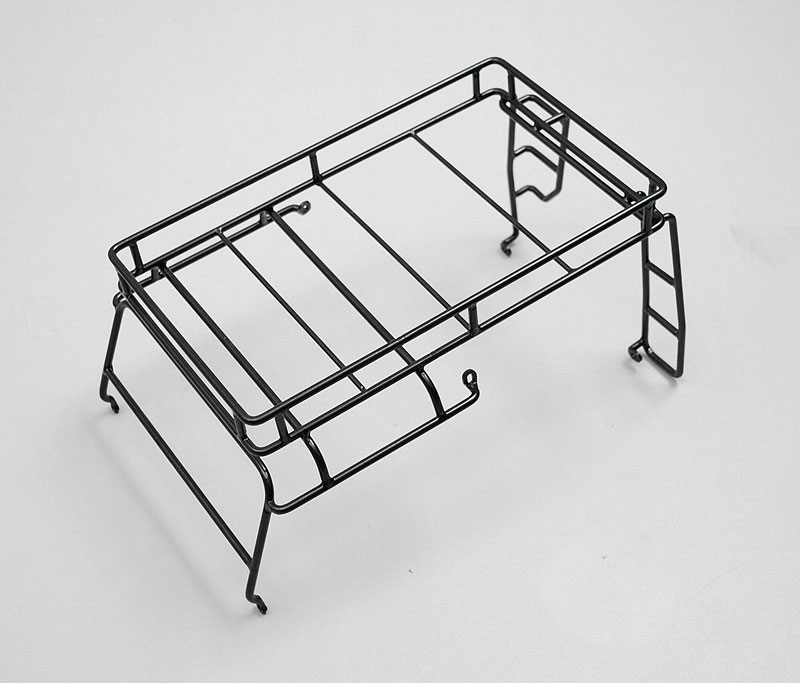 10th RC4WD Adventure Metal Roof Rack Land Rover Body D90