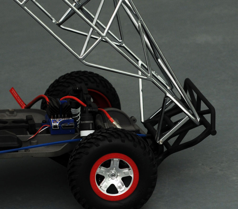 hight resolution of  for the slash adding more realism to your truck it even comes with a rear spare tire mounts each chassis is plated with the most advanced industrial