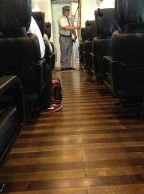 Express Train to Hakata Station