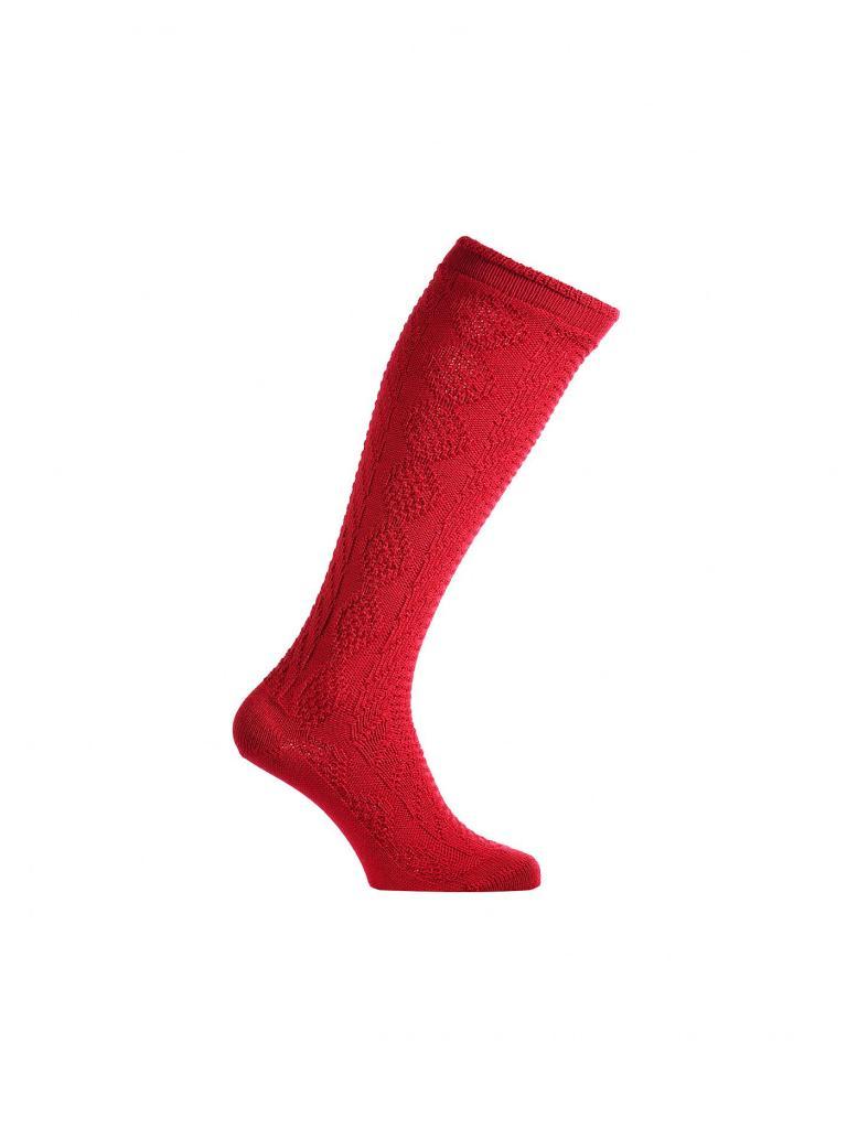Socken Rot