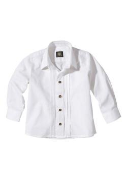 Kinderhemd weiß