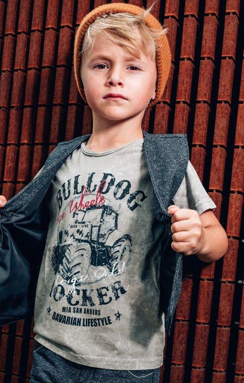 Kinder Bulldog T-Shirt