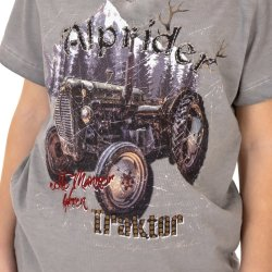 Kinder T-Shirt Alprider