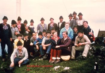 Gipfelkreuz 1980