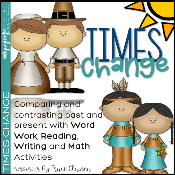 Time Change resource cover