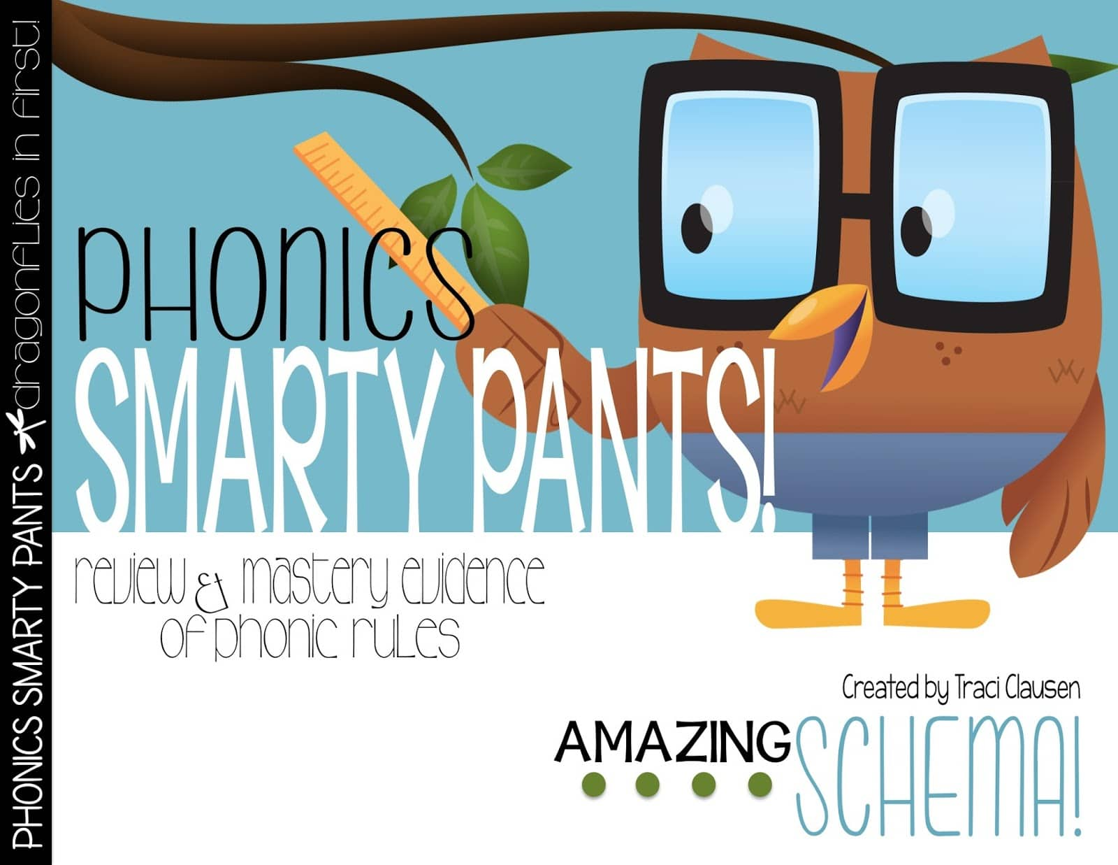 PHONICS Smarty Pants