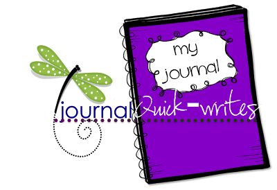 Quick-Writes and a Peek at My Week