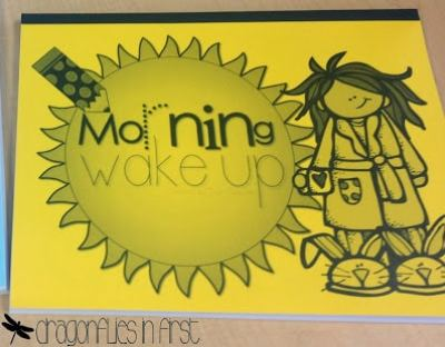 Morning Wake Up - morning work - Traci Clausen