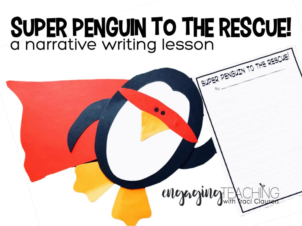 Super Penguin to the Rescue
