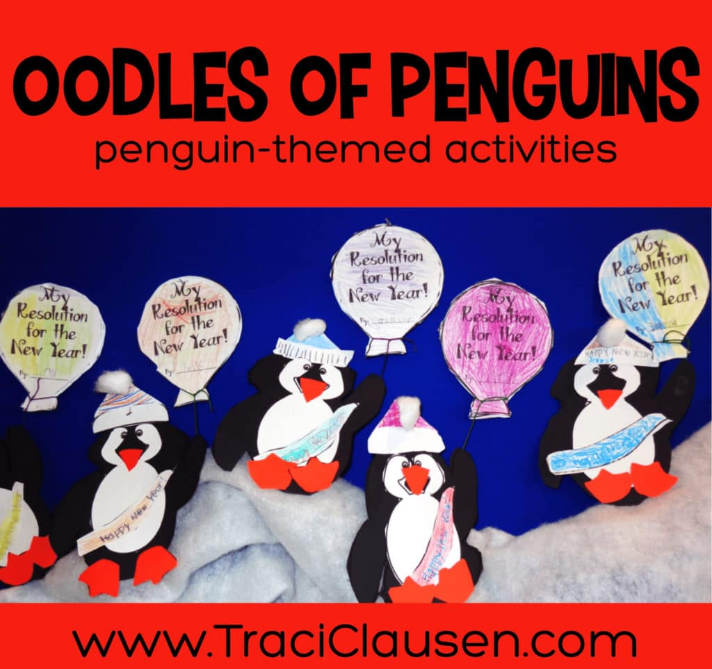 Writing Instruction Made Easy • Penguins and How to Teach Narrative