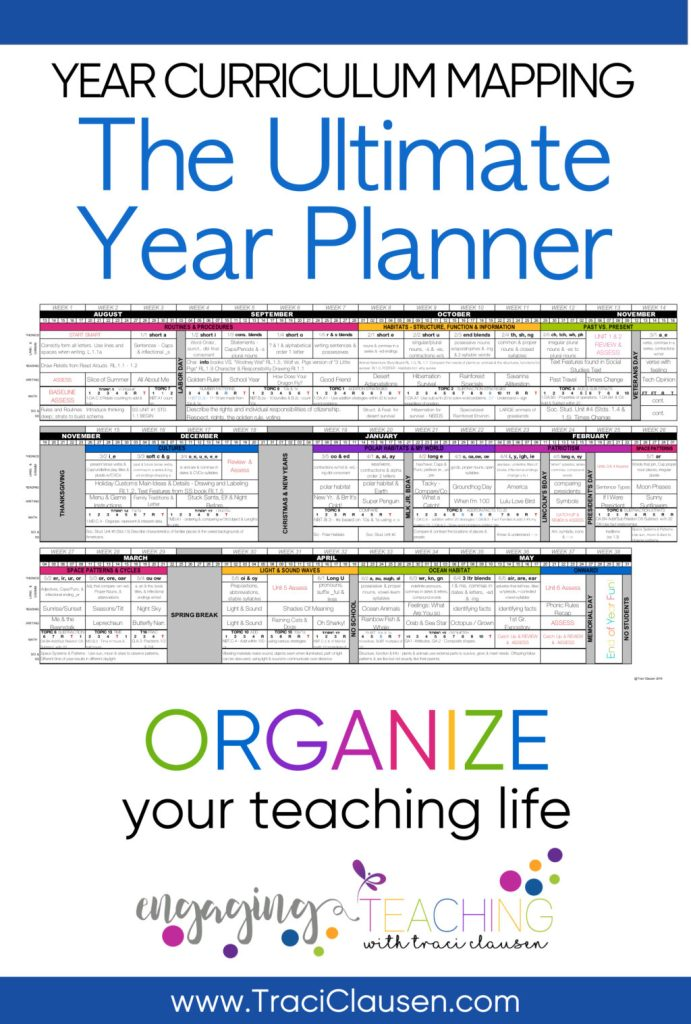 Year Plan Full View