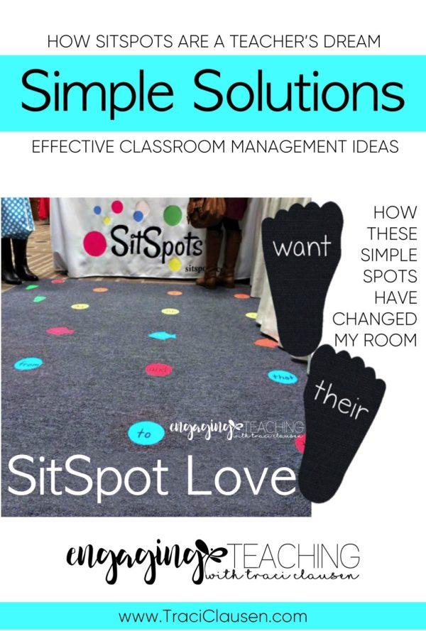 Sit Spots Love