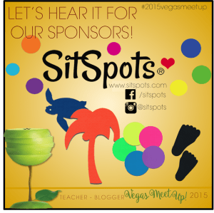 SitSpot Teacher Sponsor