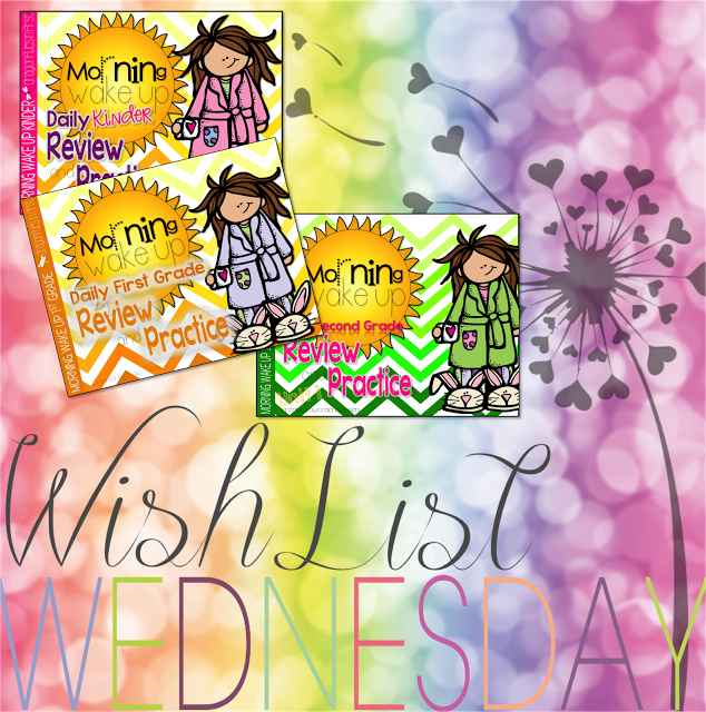 Wish List Wednesday – Morning Wake Up!!