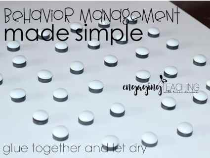Behavior Management dry