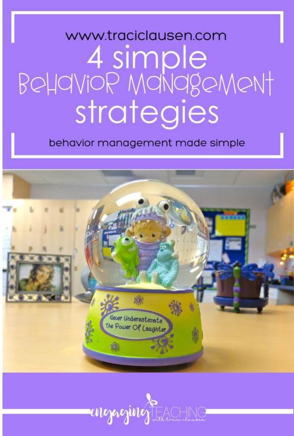 Behavior Management Music Box