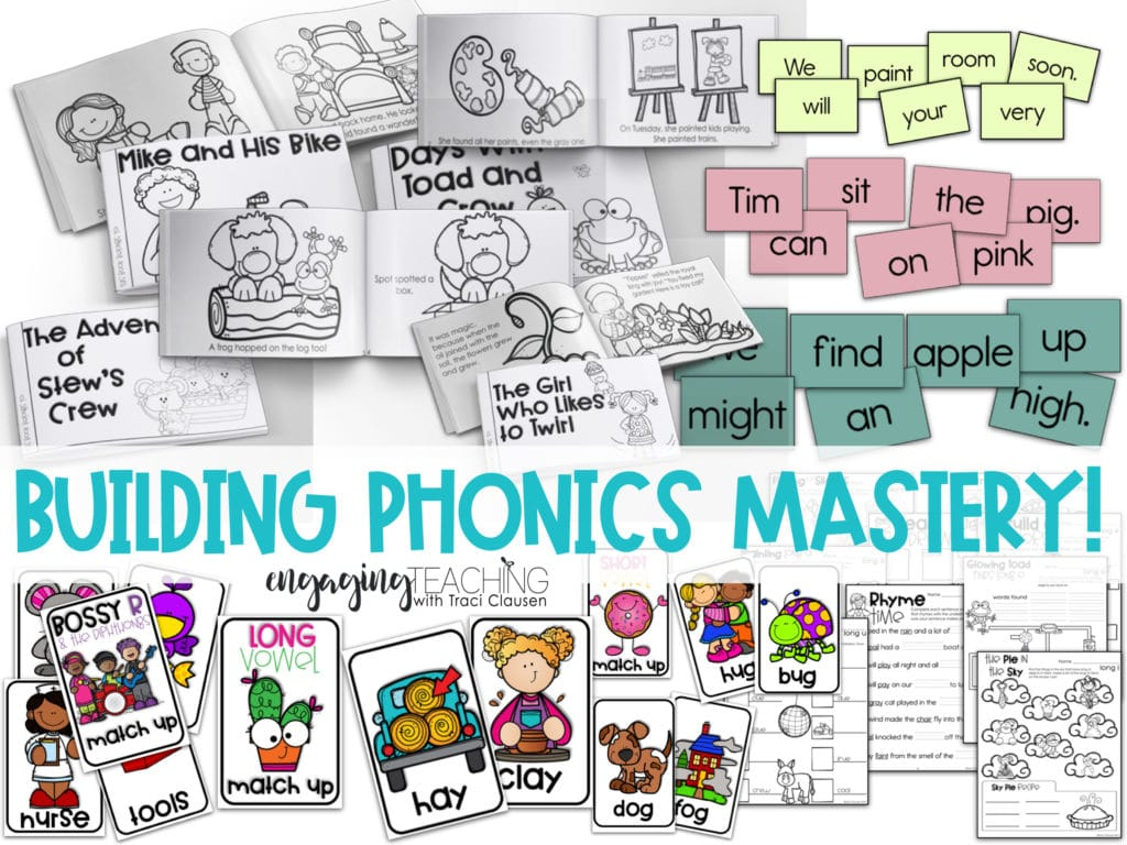 Building Phonetic Mastery!