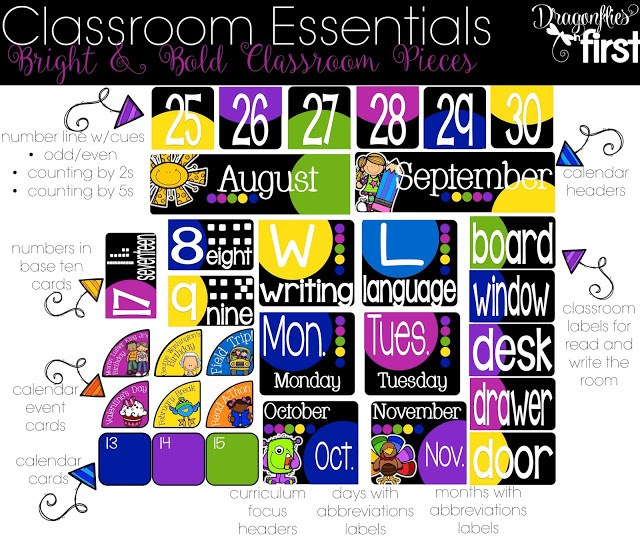 Classroom Essentials - Engaging Teaching with Traci Clausen