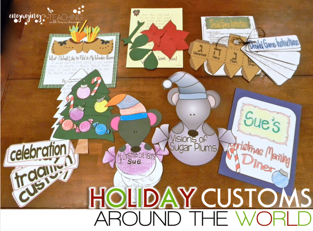 Holiday Customs Around the World - Traci Clausen