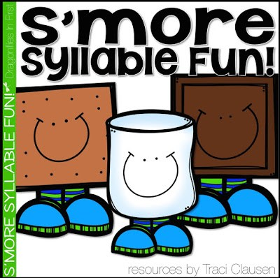 Syllable Fun - Engaging Teaching with Traci Clausen