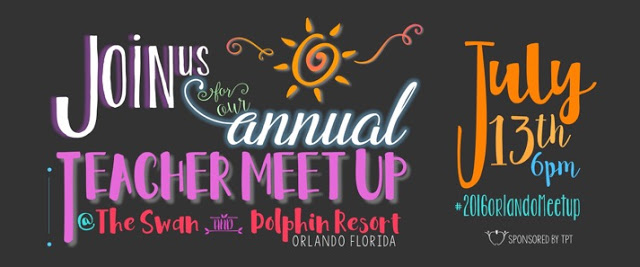 #2016OrlandoMeetUp – See You There!!