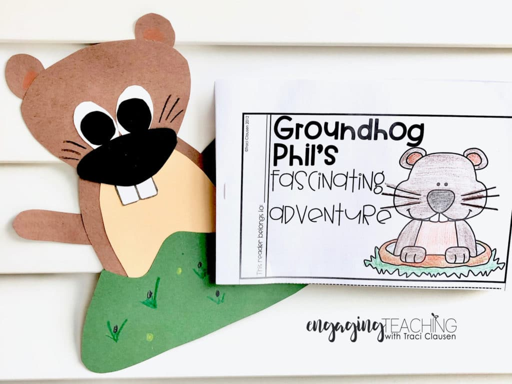 Groundhog Phil Display