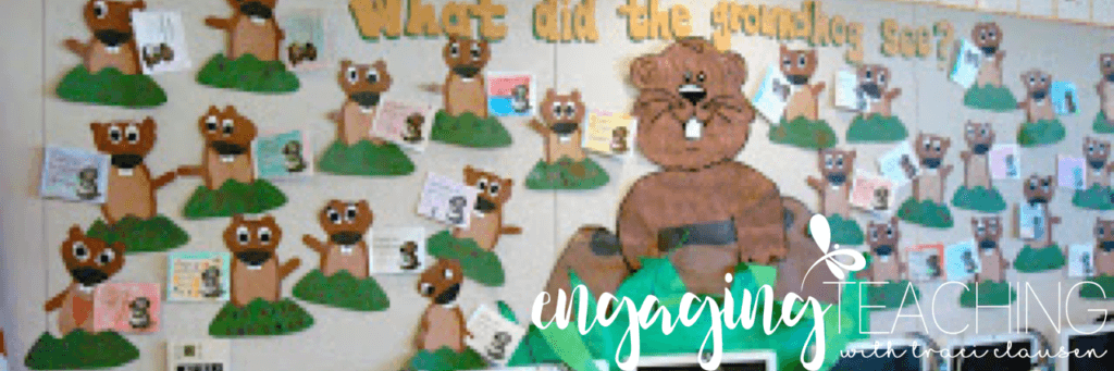 Groundhog Day - Engaging Teaching - Traci Clausen
